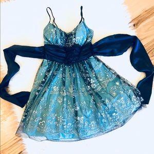 Party Event Dress Beata Studio LA Womens XS size 1